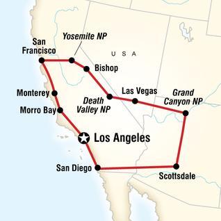 Ts Tour San Diego