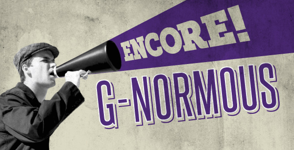 G-Normous is here - Register Now