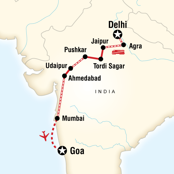 Best Places To Visit In Goa Lonely Planet: Tour Details