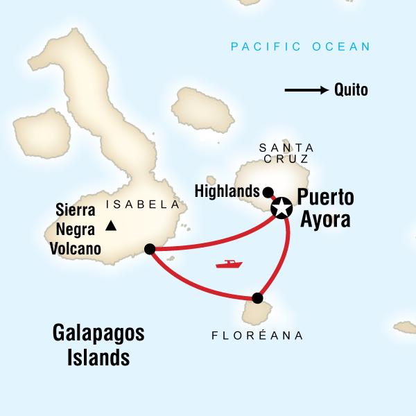 Galбpagos Express Camping Adventure