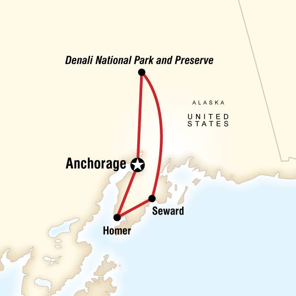 Alaska Journey