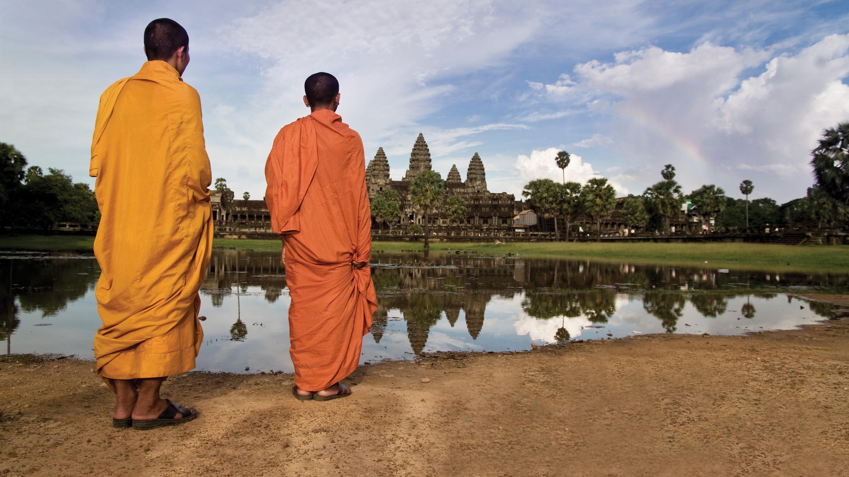 Image of Ancient Angkor Wat