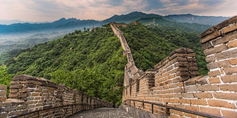 Beijing to Hong Kong—Fujian Route
