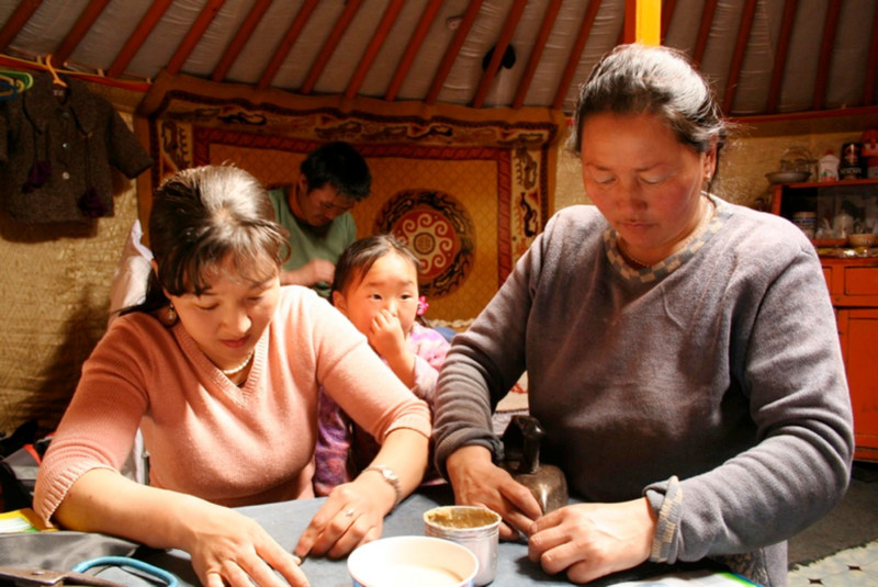 Local Living Mongolia–Nomadic Life