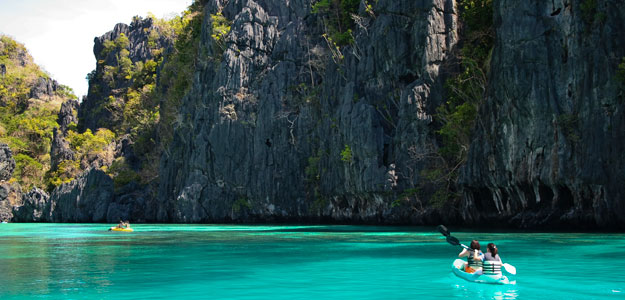 Southern Philippines Palawan Adventure