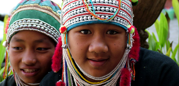 Northern Thailand Hilltribes Trek