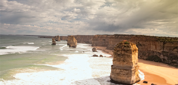 Great Ocean Road West—Melbourne to Adelaide