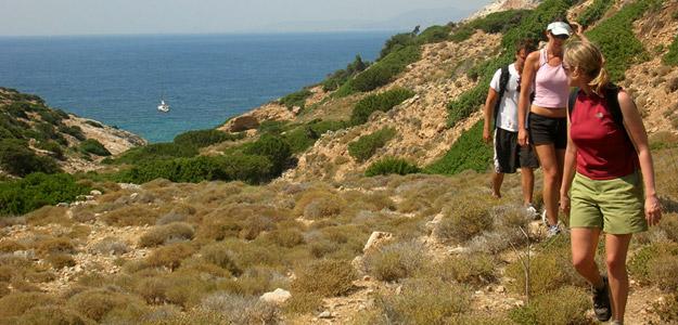 Crete Hike & Kayak