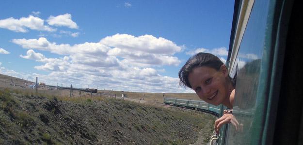 Trans Mongolian Adventure