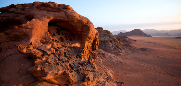Explore Petra and Wadi Rum