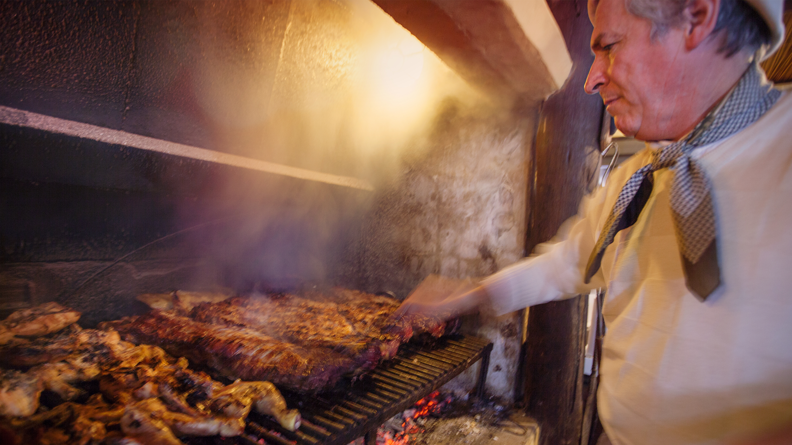 Food and drink for Argentinian cuisine history