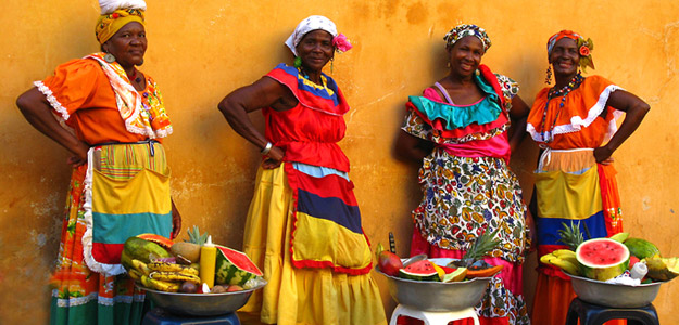 Colombian Culture, Caribbean & Lost City
