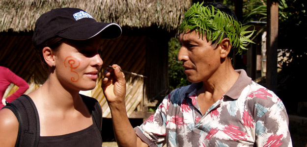 Local Living Ecuador–Amazon Jungle