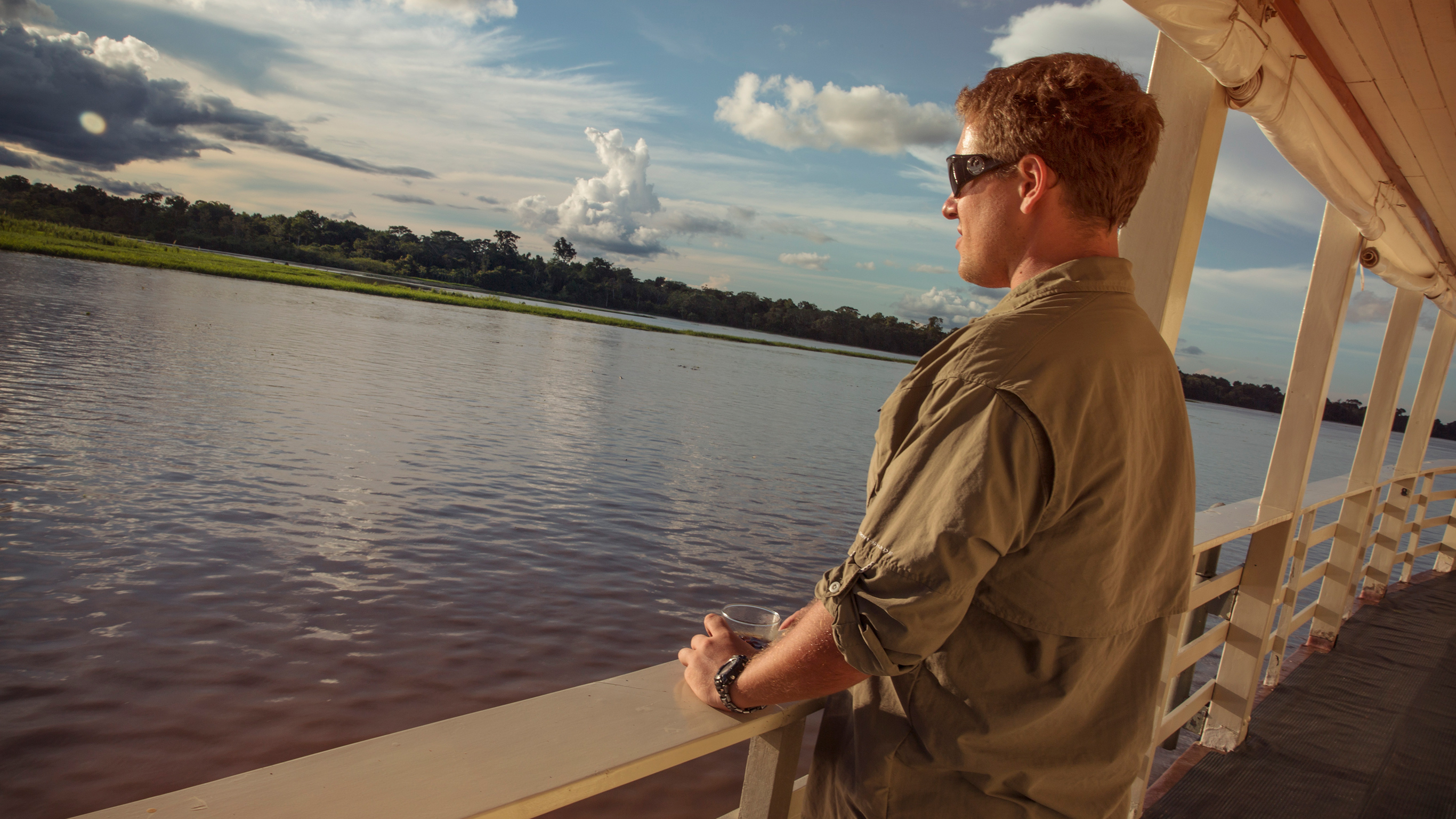 Image of Amazon Riverboat Adventure aboard the Amatista
