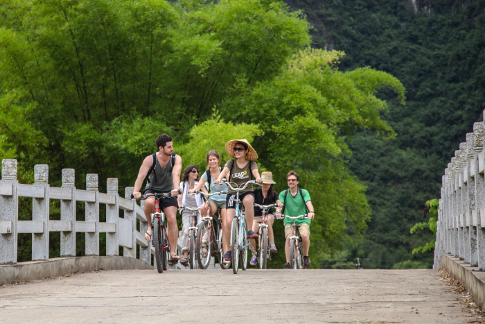 local guides lead the way and let you really see and experience their home country