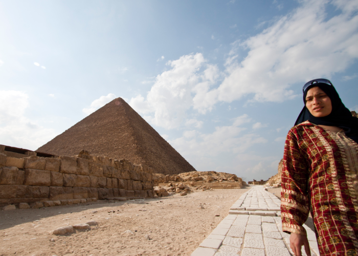 immerse yourself in Egyptian traditions and culture, then and now