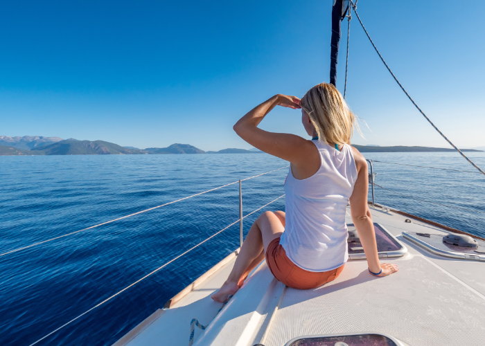 follow your passions as you cruise the Greek Isles