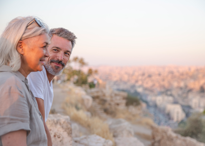 solo travel helps spark lifelong connections with new people