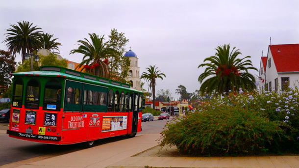 Old Town San Diego. Pic courtesy of Alexandra L.