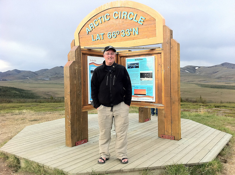 Arctic Circle with G Adventures.