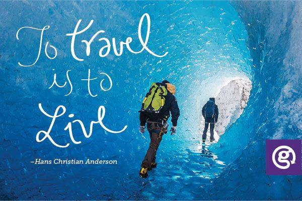 Explore The World Quotes Endearing Quotes For The Solo Traveller  G Adventures