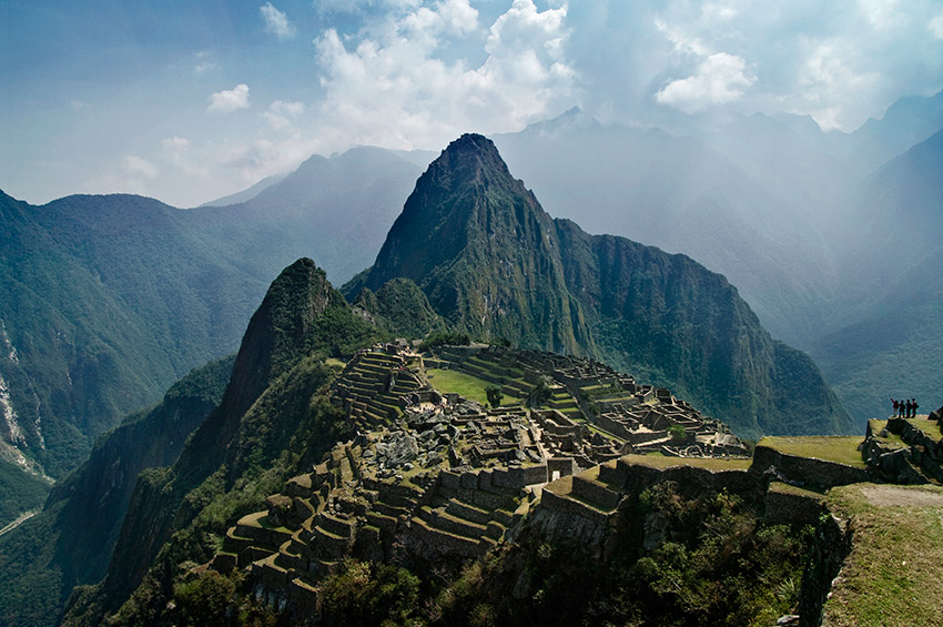 Machu Picchu leaves an indelible mark on everyone who visits.