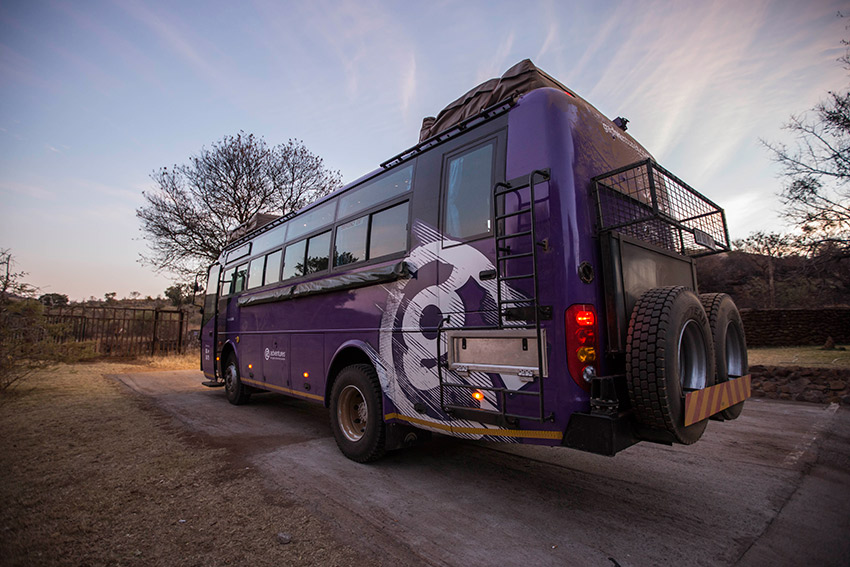 G Adventures Introduces New Overland Adventure Vehicle - G