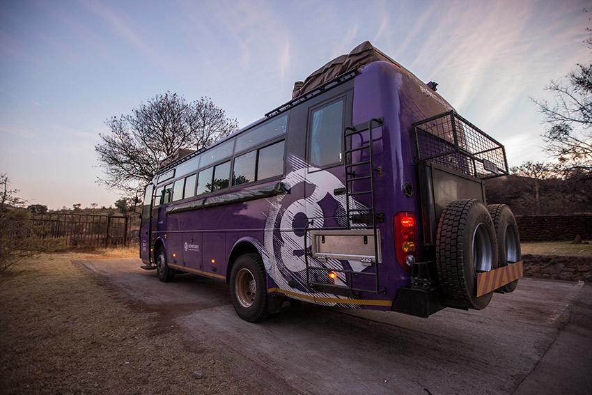 G Adventures Introduces New Overland Adventure Vehicle - G Adventures