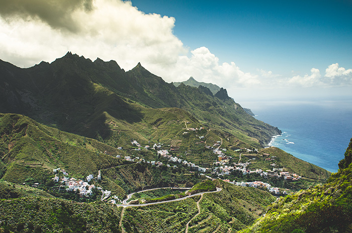 Get lost in the deep green of Masca, Tenerife's most beautiful mountain village