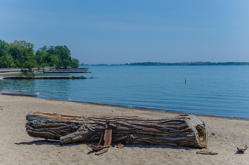 Just a short ferry ride away from the hustle of downtown, the Toronto Islands can make for a relaxing day at the beach.