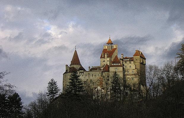 Bram Castle, Transylvania