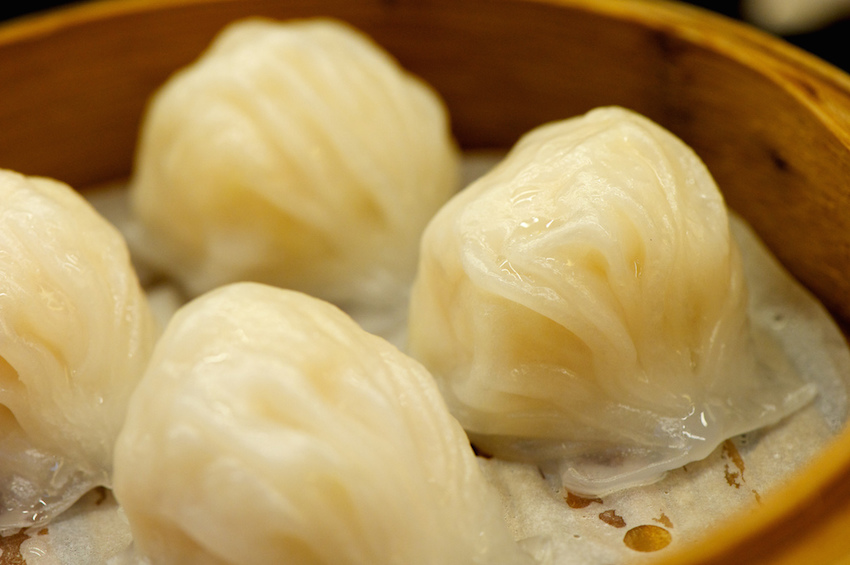 Once you get a taste for these dumplings, it will be hard to stop eating them! Photo courtesy Simon Q.