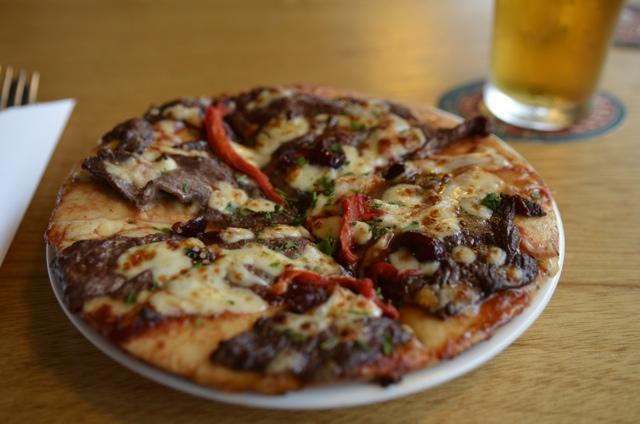 Kangaroo pizza!