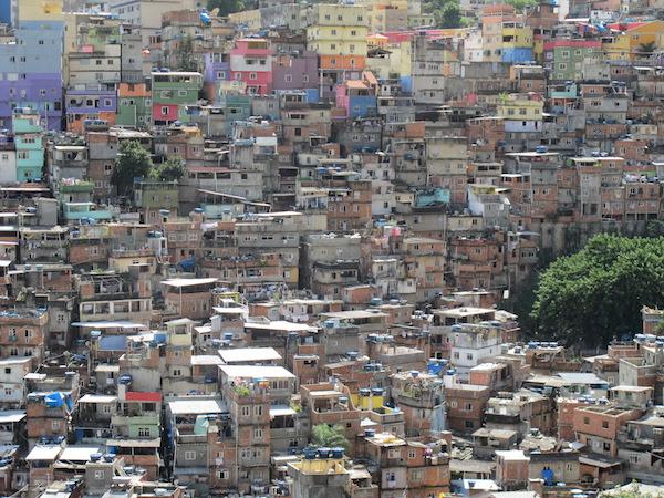 favela housing
