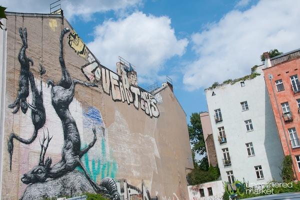 Berlin Street Art: An Urban Playground - G Adventures