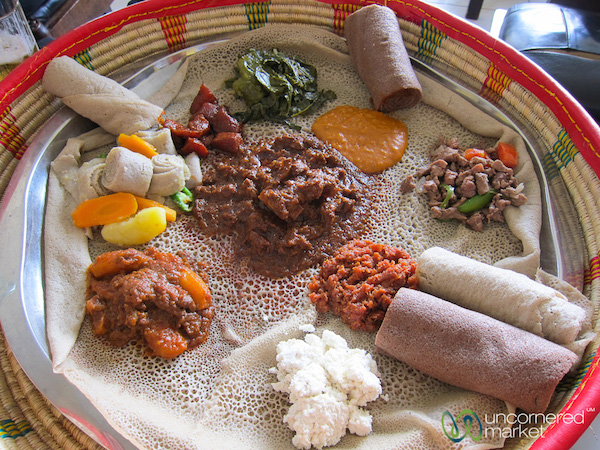 What Food Do They Eat In Ethiopia
