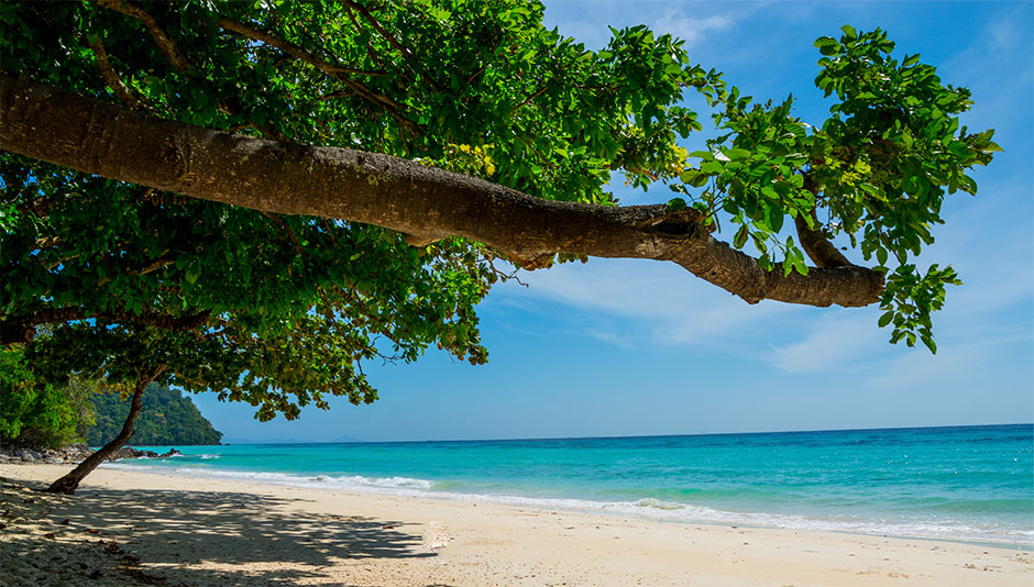 Koh Lanta boasts lots of long white-sand beaches and a mountainous interior cloaked in jungle.