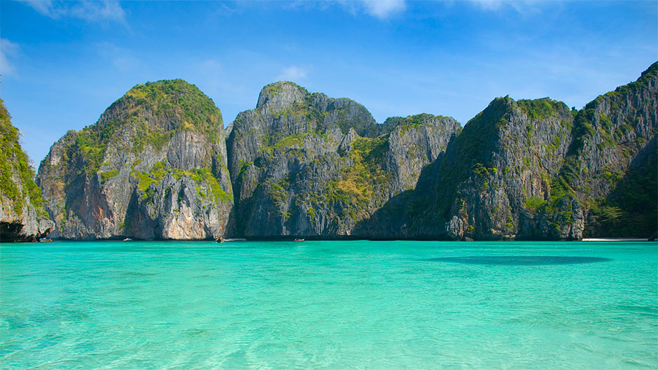 how to get to thailand islands