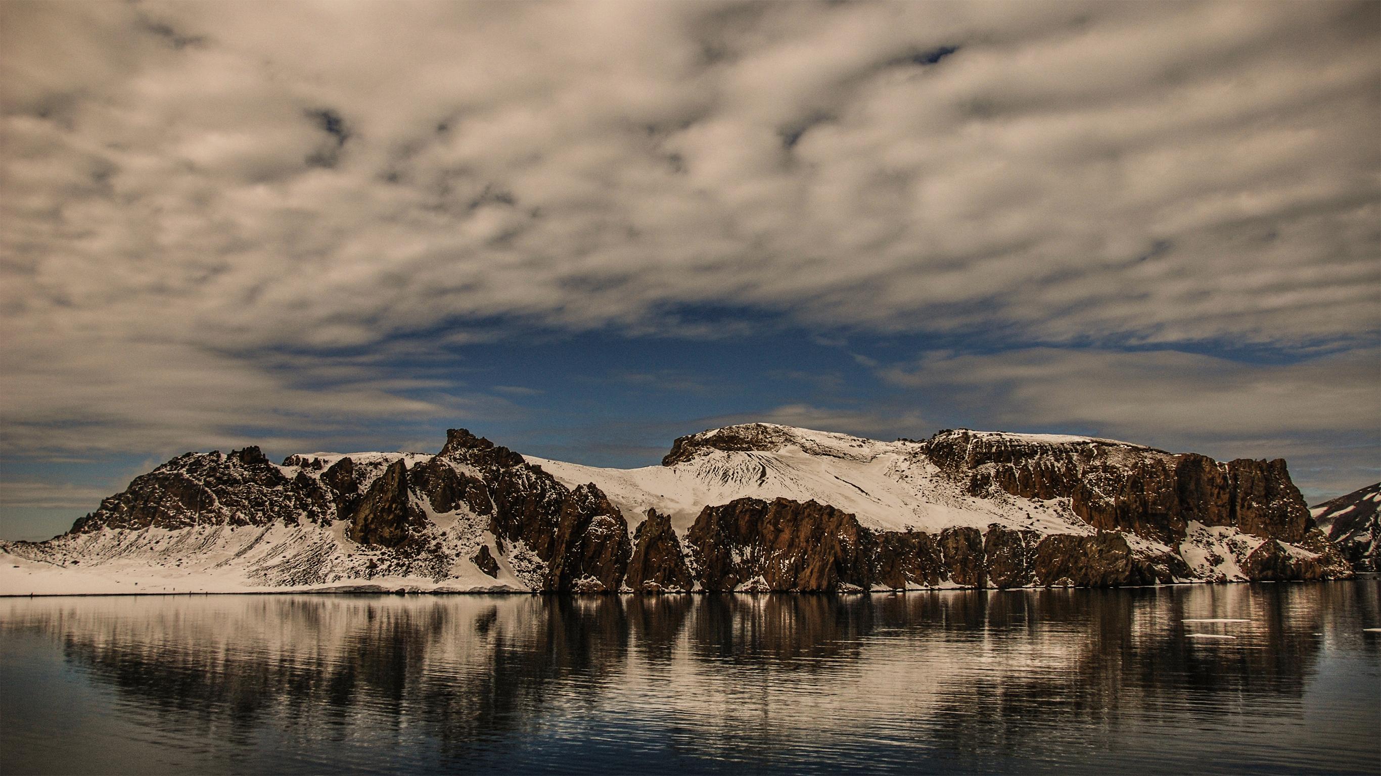 Ilha da Decepção, Antártida