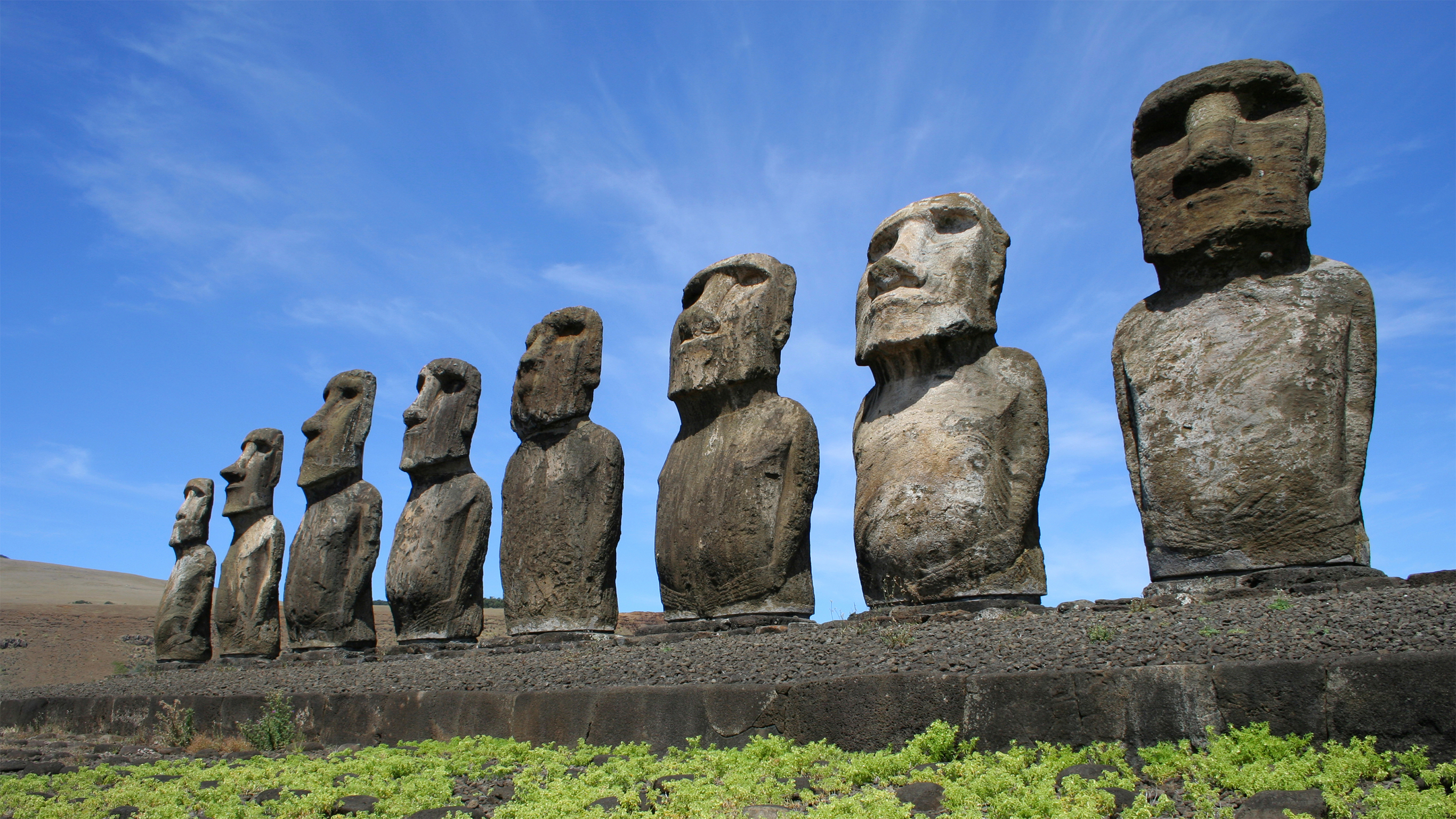 Ilha da Páscoa, Chile
