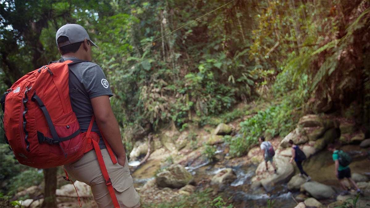 Colombia is one of 17 megadiverse countries.