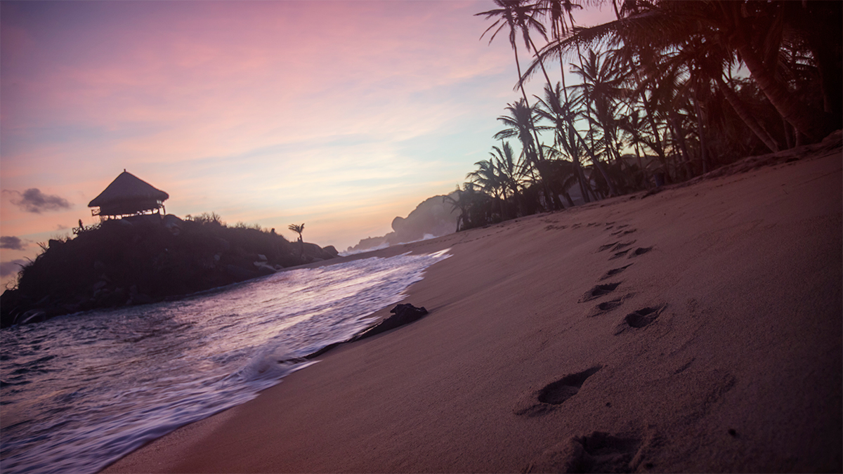 Colombia undisputedly has some of the best beaches in South America.