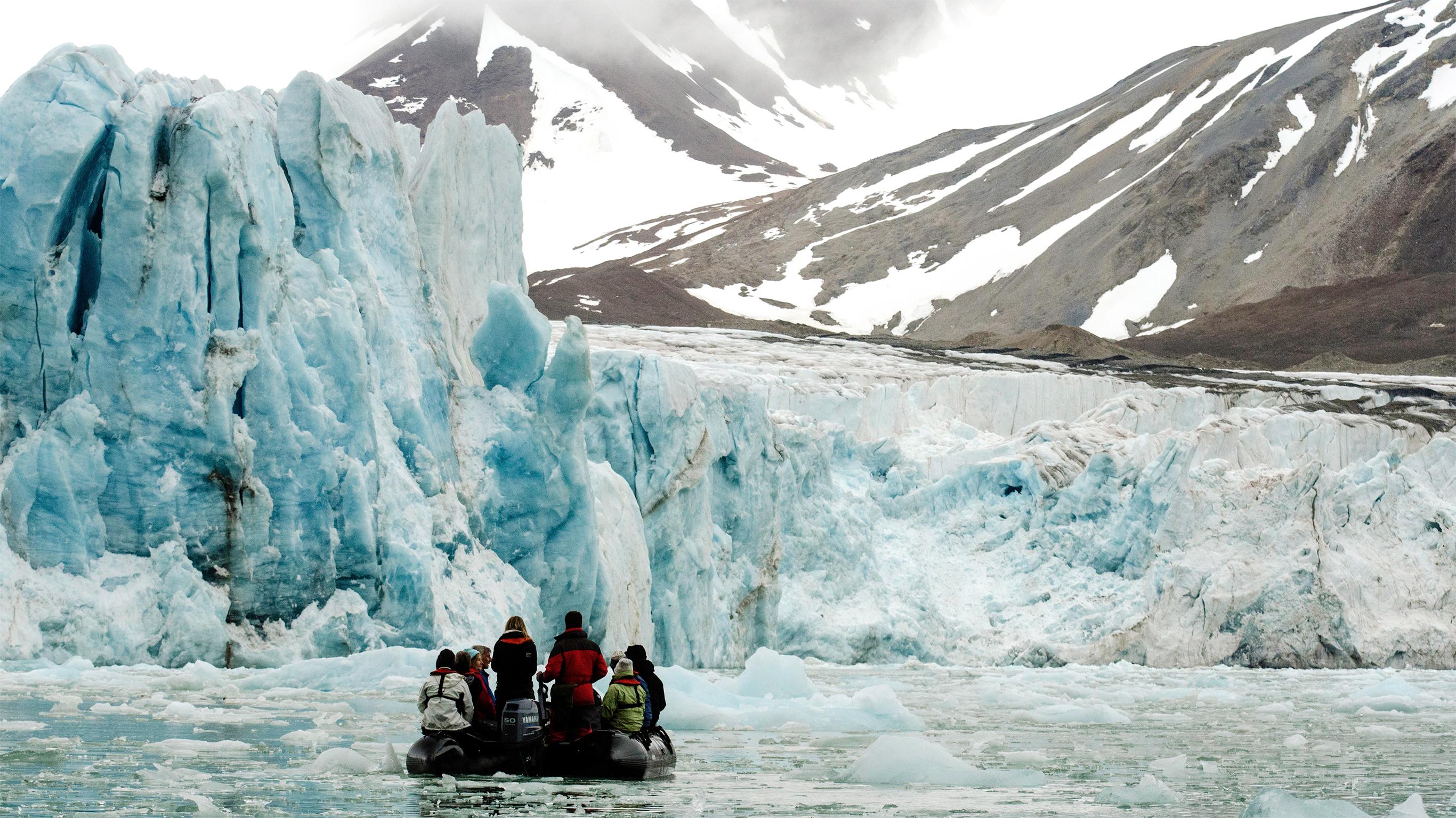 Arquipélago de Svalbard, Noruega