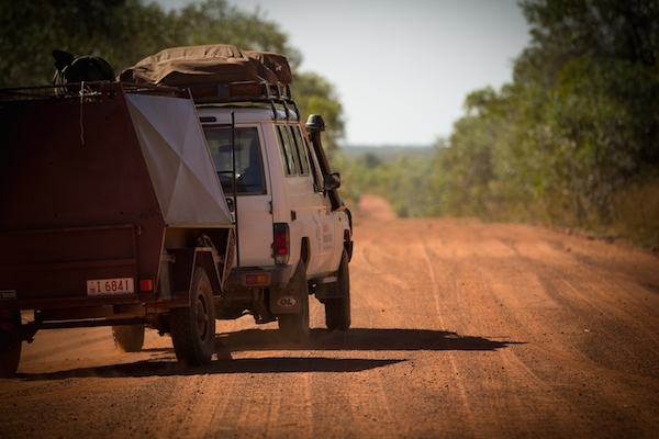 Driving the Gibb River Road through the Kimberley brings the traveler to Australia's most wild Outback.