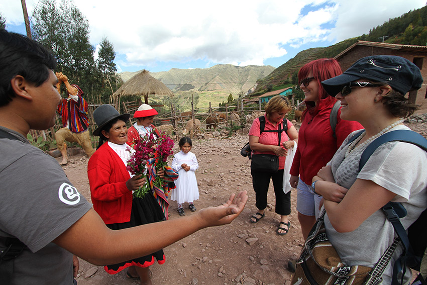 Exploring a part of Peru with a great local guide can help you to better understand Peruvian culture.