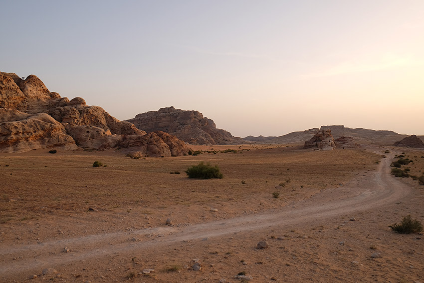 The entire area around Petra and Wadi Musa is a maze of hiking trails that have been used for centuries by the locals.
