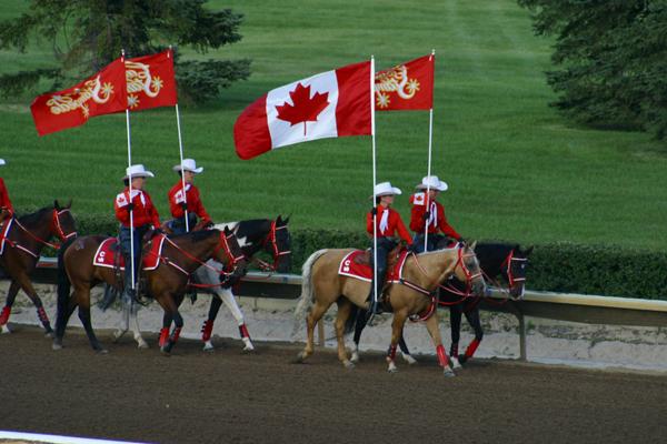 Calgary Stampede. Photo courtesy Chris Pawluk.