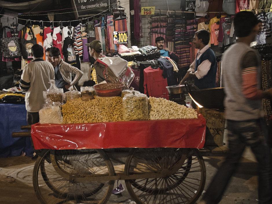 New Delhi has a staggering 16 million inhabitants. Photo courtesy Eric P.