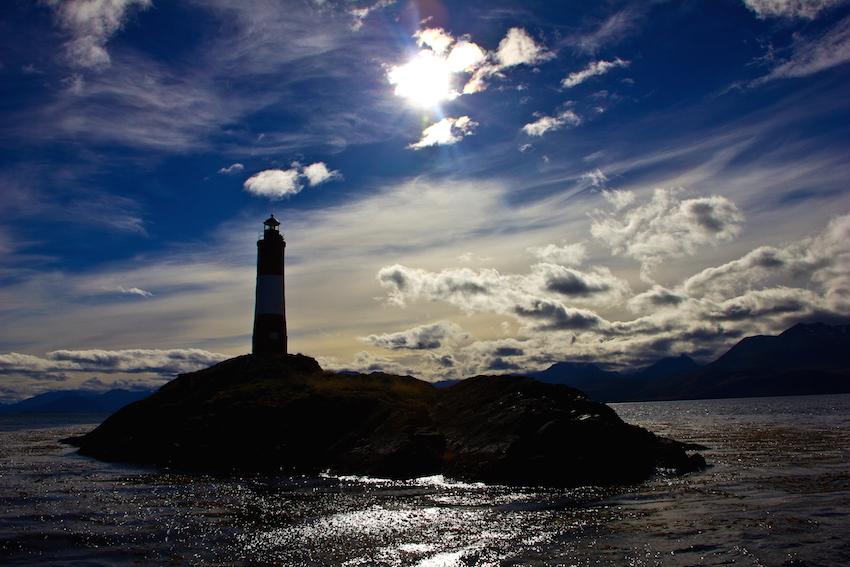 Les Eclaireurs Lighthouse.