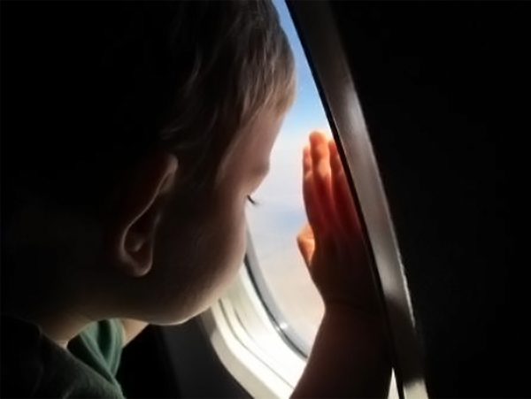 Travelling with kids: The more prepared you are, the better.